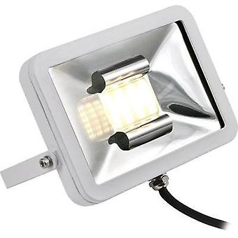 LED outdoor floodlight 20 W Warm white Heitronic Manchester