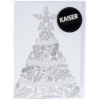 KaiserColour C6 Gift Card W/Envelope 4.5