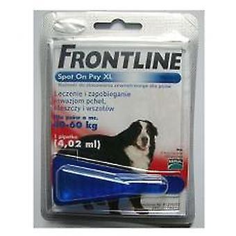 Frontline Spot på ekstra store hund 40-60kg 1 Pipette