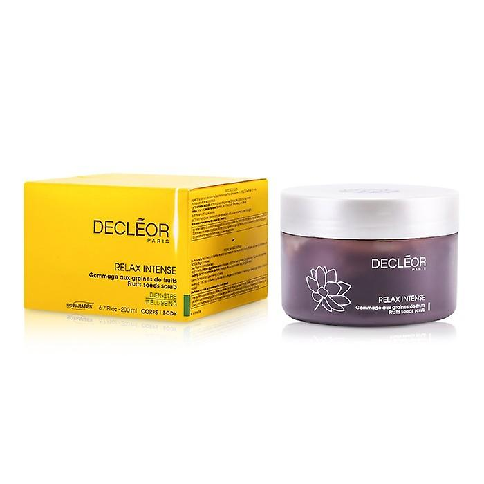 Decleor Relax Intense Fruits Seeds Scrub 200ml/6.7oz