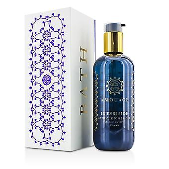 Gel de bain Amouage Interlude & douche 300ml / 10oz