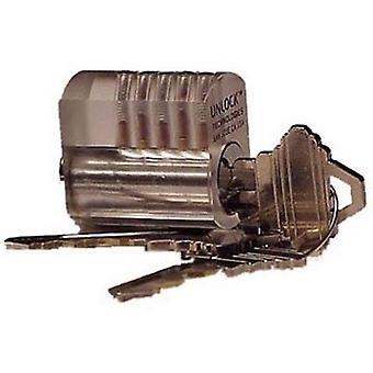 Lockpick Transparent Praxis Sperre Lockpicking-Praxis-tool