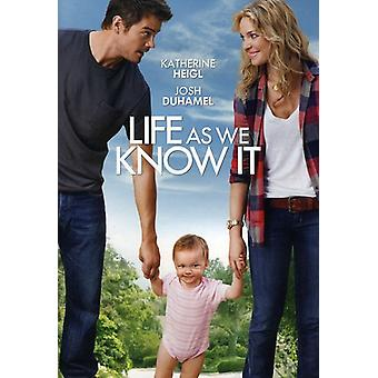 Life as We Know It [DVD] USA import