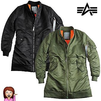 Alpha Industries Jacke MA-1 Coat Wmn