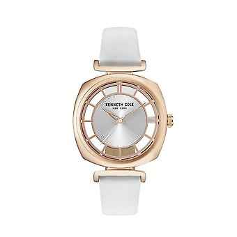 Kenneth Cole New York women's watch wristwatch leather KC15108003