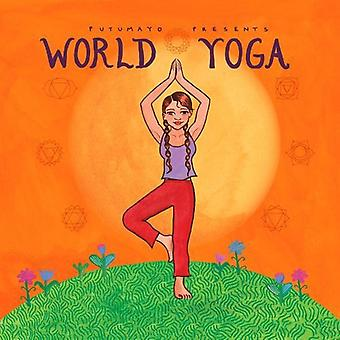 Putumayo præsenterer - verden Yoga [CD] USA import