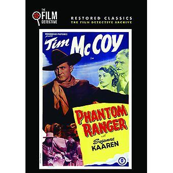 Phantom Ranger [DVD] USA import