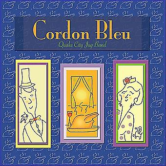 Quake City Jug Band - Cordon Bleu [CD] USA import