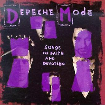 Depeche Mode - nummers van Faith & toewijding [CD] USA import