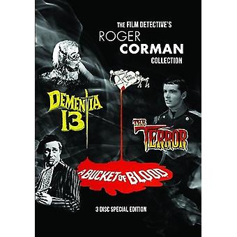 Film Detective's Roger Corman Collection [DVD] USA import