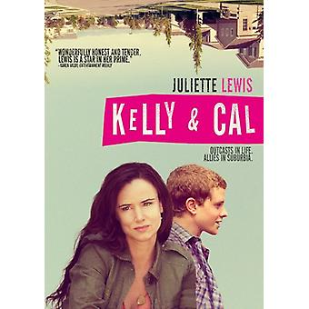 Kelly & Cal [DVD] USA import
