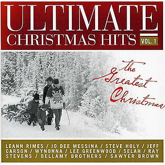 Ultimative Hits - ultimative Hits: Vol. 1-største jul [CD] USA import