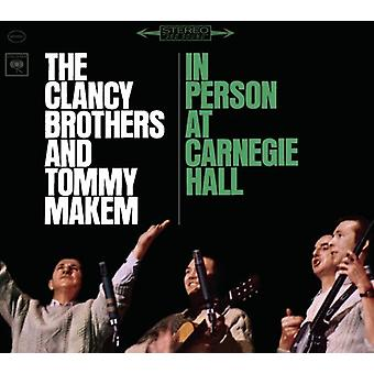 Clancy Brothers - Clancy Brothers mit Tommy Makem [CD] USA import