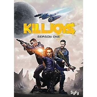 Killjoys: Season One [DVD] USA import