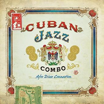 Kubański Jazz Combo - import USA Afro Disco połączenia [CD]