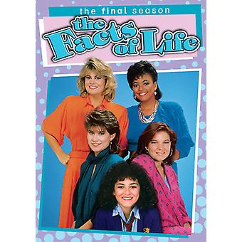 Facts of Life: The Final Season [DVD] USA import