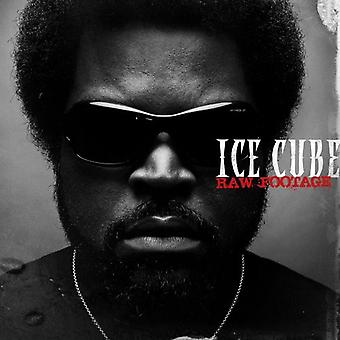 Ice Cube - rå optagelser [CD] USA importerer