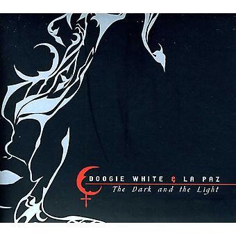 Doogie White y La Paz - oscuro y la importación de los E.e.u.u. de la luz [CD]