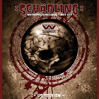 Wumpscut - Schadling [CD] USA import