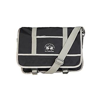 La Martina Briefcases Black Unisex