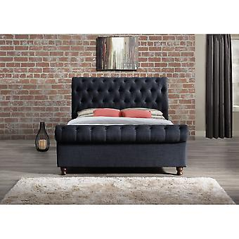 Birlea 135cm Castello Bed Charcoal