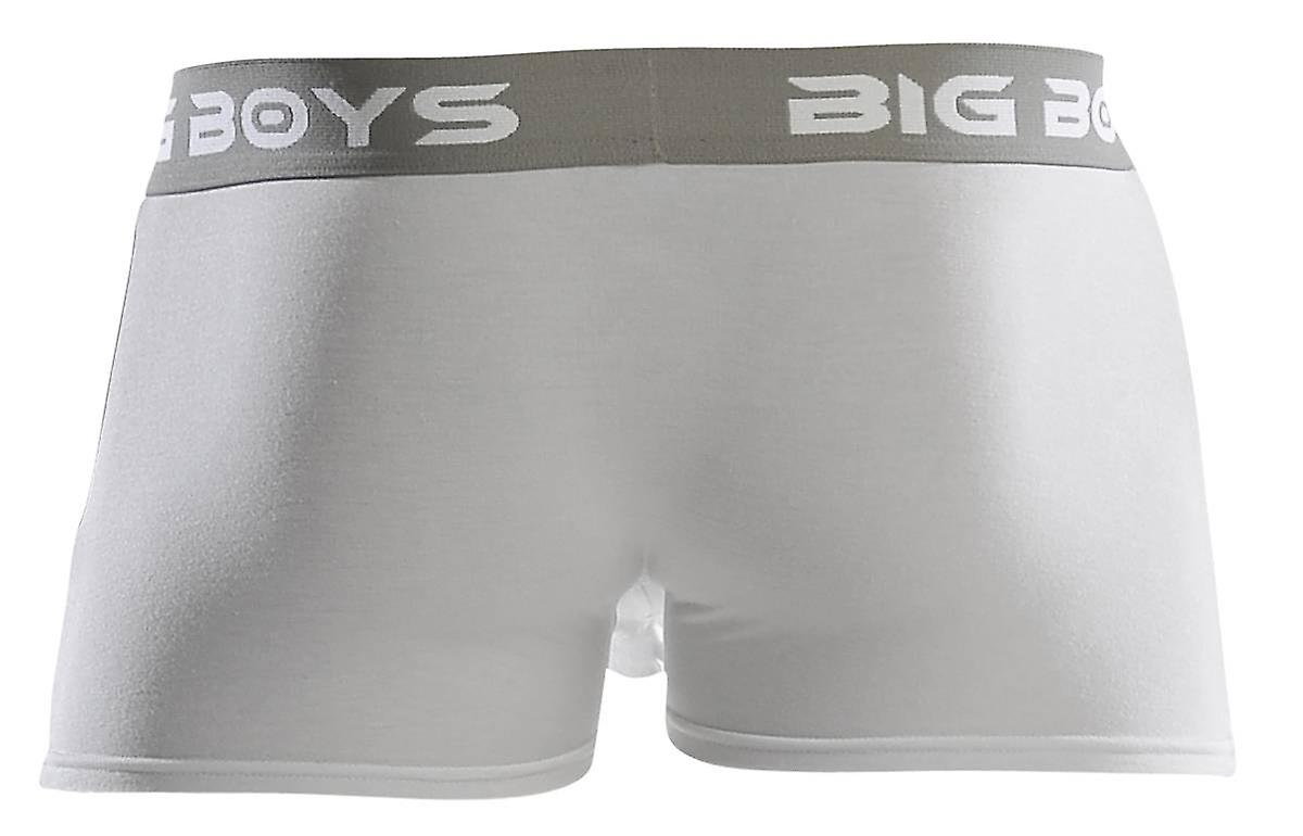 Big Boys Boxer Briefs - Weiß