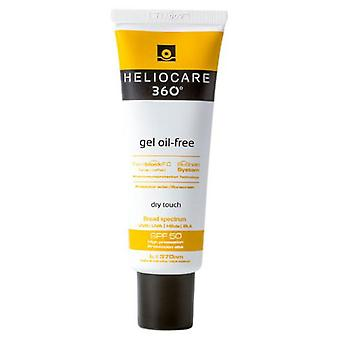 Heliocare 360 Gel Oil-free SPF 50 50 ml (Cosmetics , Body  , Sun protection)