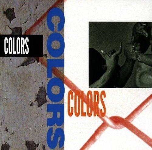 Colors - Soundtrack [CD] USA import