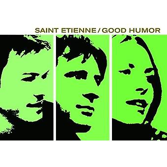 Saint Etienne - god Humor: Extended Edition [CD] USA import