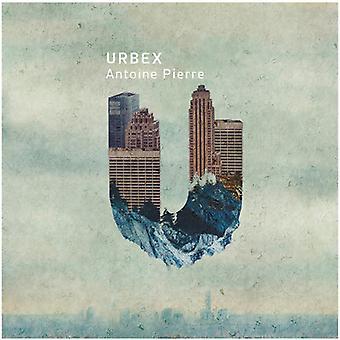 Antoine Pierre - Urbex [CD] USA import