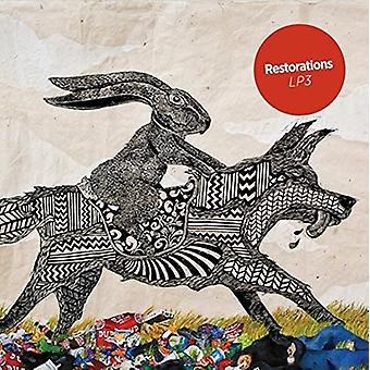 Restaureringer - LP3 [Vinyl] USA import