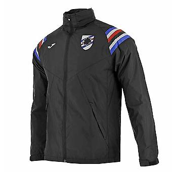 2017-2018 Sampdoria Joma Training Jacket (Black)