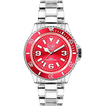 Ice-Watch Montre unisexe Ice-Pure PU. RD. B.P.12