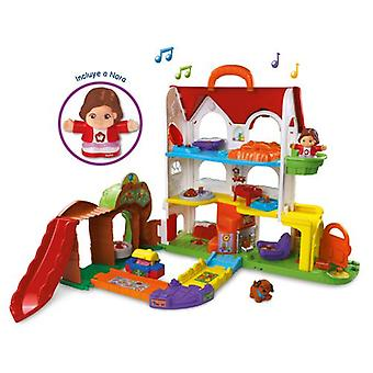 Vtech Tut tut Friends My Magic House + Nora (Spanish version)
