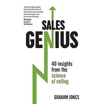 Sales Genius by Graham Jones
