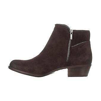 Lucky Brand Womens Boide Leather Closed Toe Ankle Fashion Boots