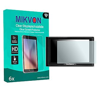 Garmin Drive 51LMT-S Screen Protector - Mikvon Clear (Retail Package with accessories)