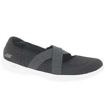 Skechers Go Walk Lite Cutesy Womens Sports Shoes