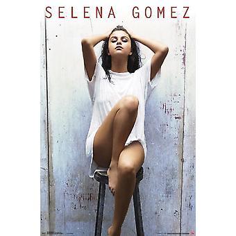 Selena Gomez - krakk plakatutskrift
