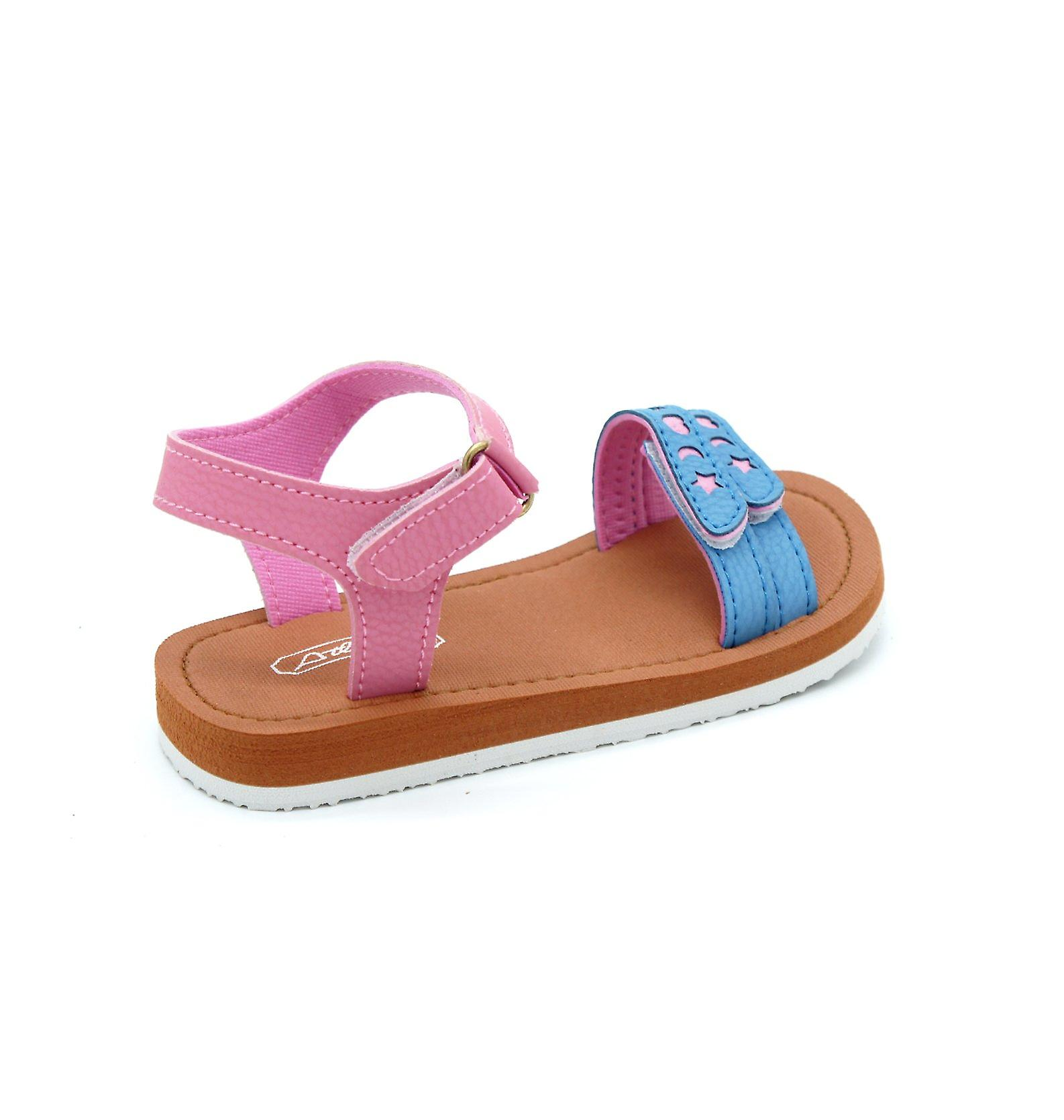 Atlantis Shoes Kids Girls Supportive Cushioned Comfortable Sandals Fashion Girl Turquoise