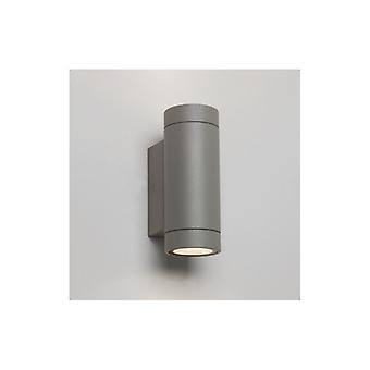 Dartmouth Silver Twin LED Wall Light - Astro Lighting 7585