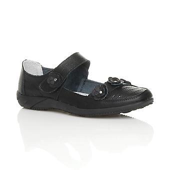 Ajvani женские полная кожа комфорт крюк & цикла ходьбы обувь Каждодневный Босоножки