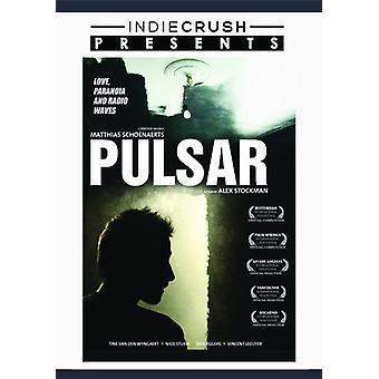 Pulsar [DVD] USA importerer