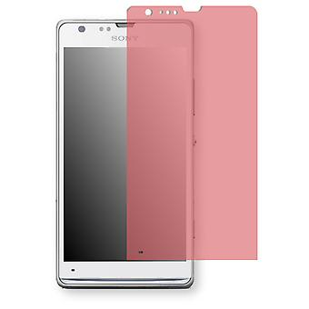 Sony Xperia SP TD-LTE display protector - Golebo view protective film protective film