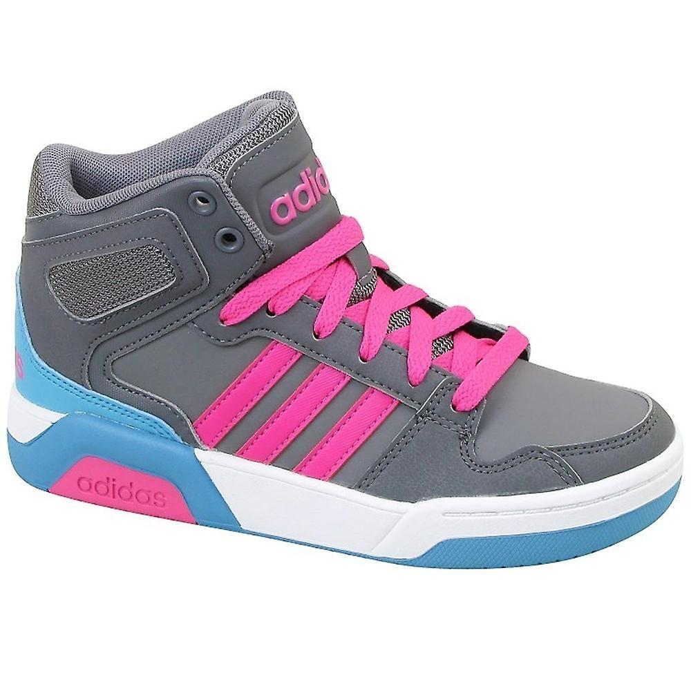 Adidas BB9TIS Mid K BB9958 universal scarpe per bambini tutto l& 039;anno | Buona reputazione a livello mondiale  | Uomini/Donne Scarpa