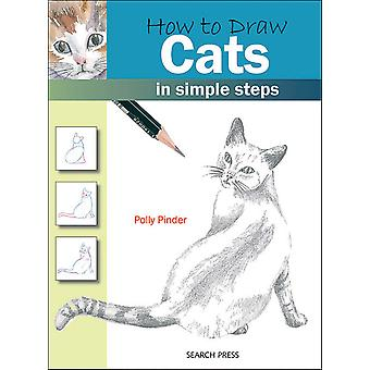 Search Press Books How To Draw Cats Sp 83693