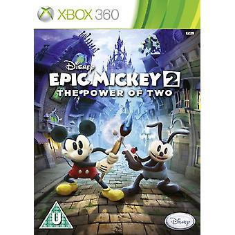Disney Epic Mickey 2 - effekt af to (Xbox 360)
