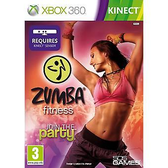 Zumba Fitness - Kinect kræves (Xbox 360)