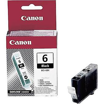 Canon Ink BCI-6BK Original Black 4705A002