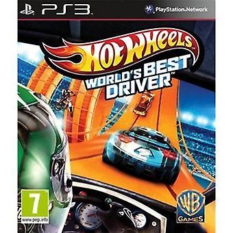 Hot Wheels Worlds Best Driver (PS3)